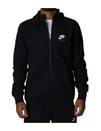 Mens Nike Air AW77 Slim Fit Fleece Tracksuits Smart Grey Blue Black