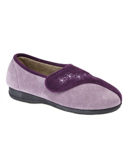 ladies-touch-fastening-sleepers-gemma-velour