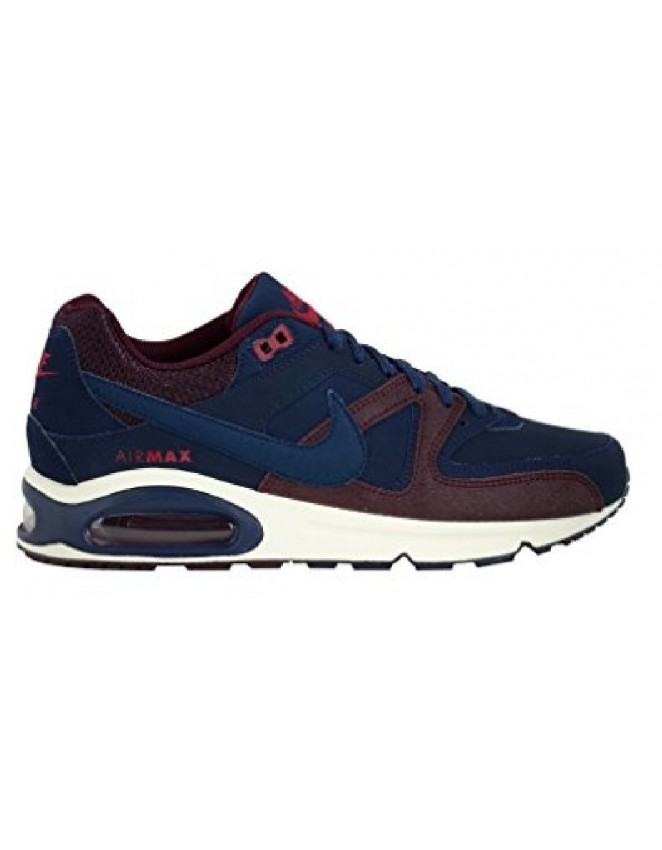Nike Air Max Command Leather 409998-446 Obsidian
