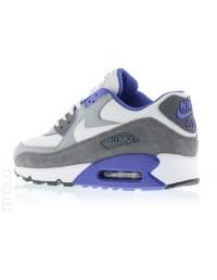 Nike Air Max 90 Essential 537384 - 122 White/Silver/Grey