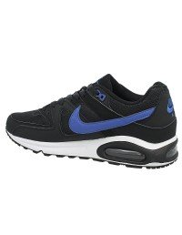 Nike Air Max Command 629993- 004 Black/Blue/White UK7
