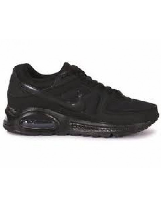 Nike Air Max Command (GS) 407759-090 Triple Black New UK5-5