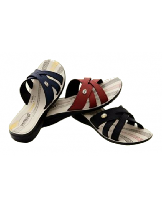 Aerosoft Sheila Ladies Summer Sandals Orthopedic Mules Slip On Sandals