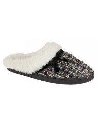 ladies-mule-slippers-zedzzz-ella-textile-mule-slippers