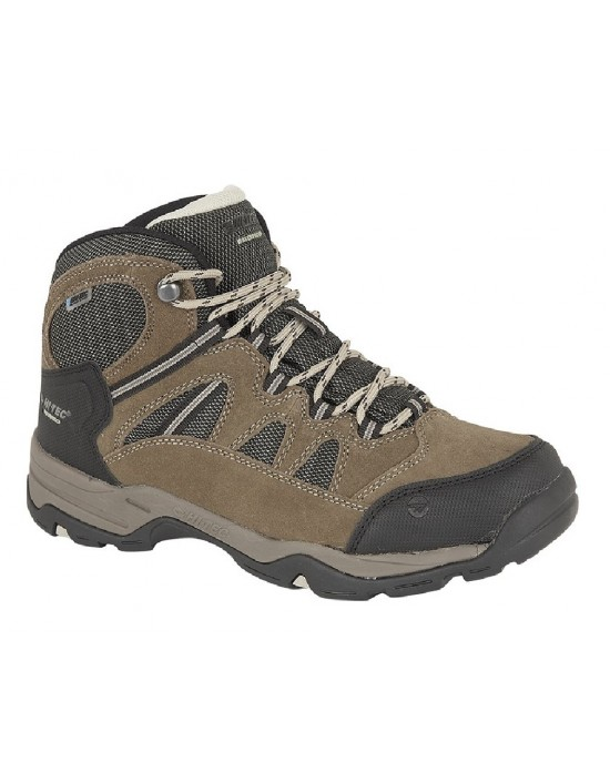 Mens Hi-TEC BANDERA II WP Hiking Trail Mountain Boots