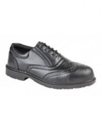 Grafteres Uniform M9776A Fully Composite Non-Metal Safety Brogue Oxford Shoes