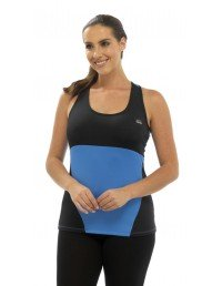 Ladies Gym Vest Sports Tank Top Women's Fitness Running Racer Vest LN309
