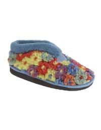 ladies-bootee-slippers-sleepers--kasey-textile-boots