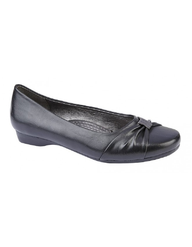 a81110dff79b Boulevard L5037A Ladies Corporate Dress Sash Vamp Casual Textile Lining  Shoes