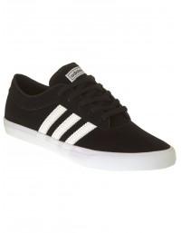Mens Adidas Unisex Adults' Sellwood Skater Black Shoes UK 7 8 9