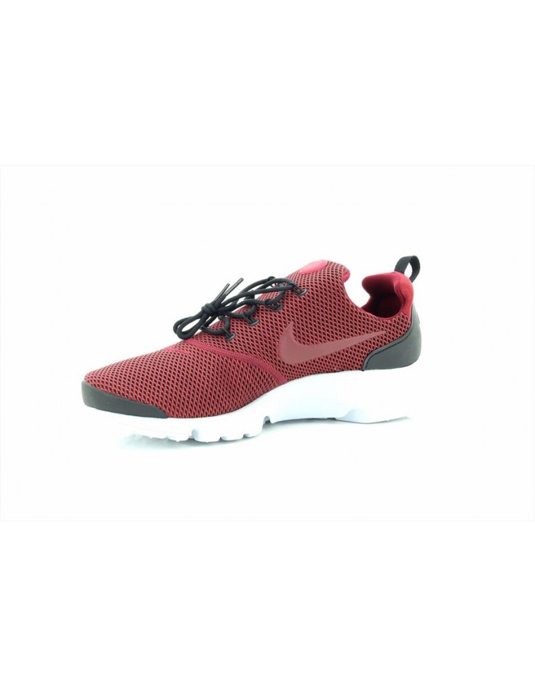 a8fd15d3a378 Nike Presto Fly SE Black Red Trainers 908020 003 Gym Running Comfort