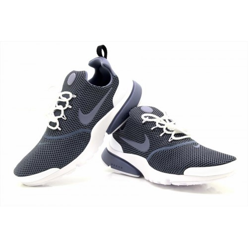 a7ae4b8e413c Details about Mens Nike Presto Fly SE White Armory Blue 908020 100 Trainers  NEW