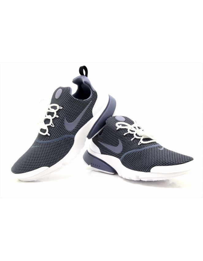 613a4069b08c Mens Nike Presto Fly SE White Armory Blue 908020 100 Trainers NEW