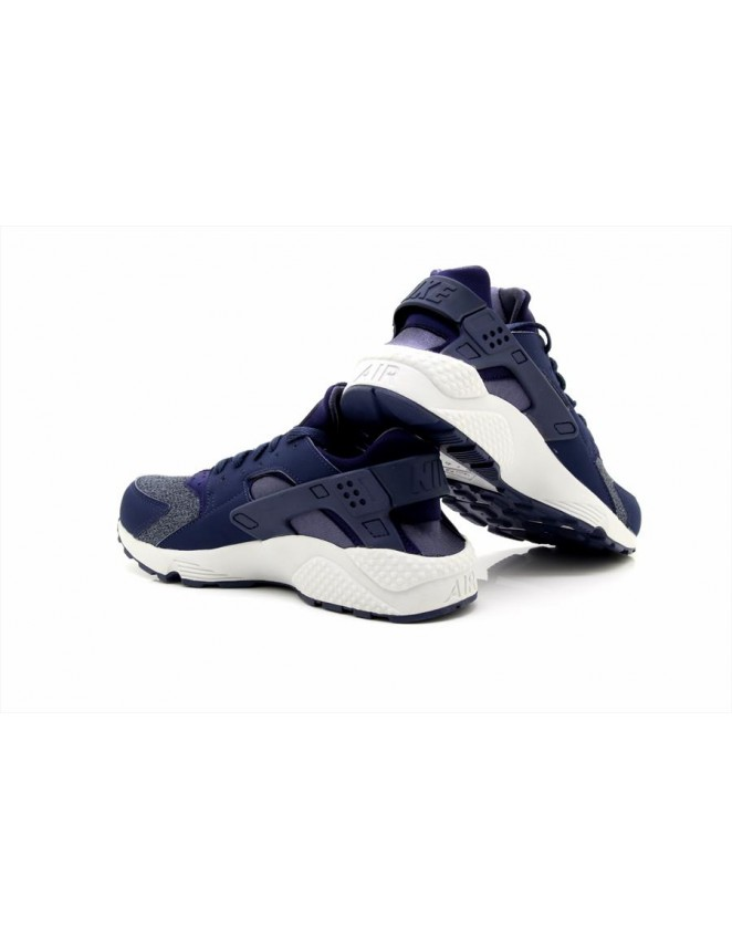 fccec46639f5b New Nike Air Huarache Men Lifestyle Casual Sneakers Thunder Blue 318429 416