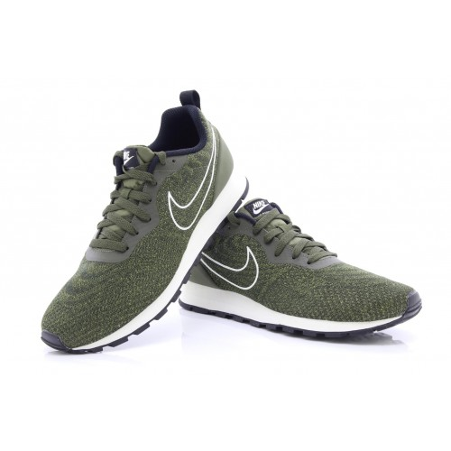 Details about Mens Nike MD Runner 2 Eng Mesh Cargo Khaki 916774 300 Trainers
