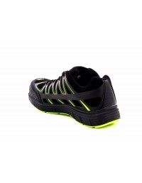 Grafters Unisex Mario Black Steel Toe Safety Trainer Shoes