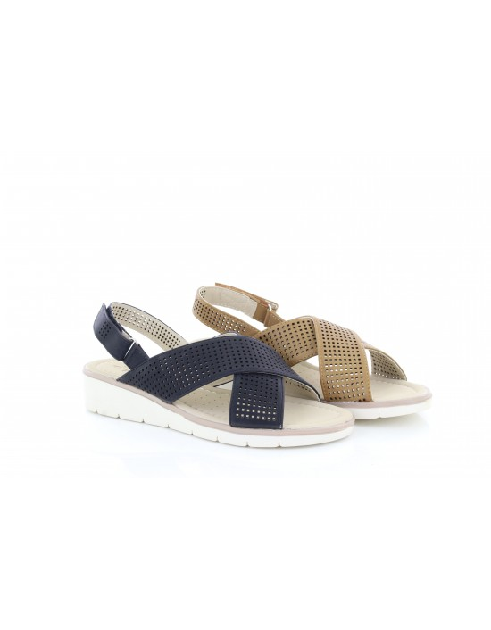 Dr Keller AQUARIUS Ladies Womens Slingback Summer Casual Touch Fasten Sandals