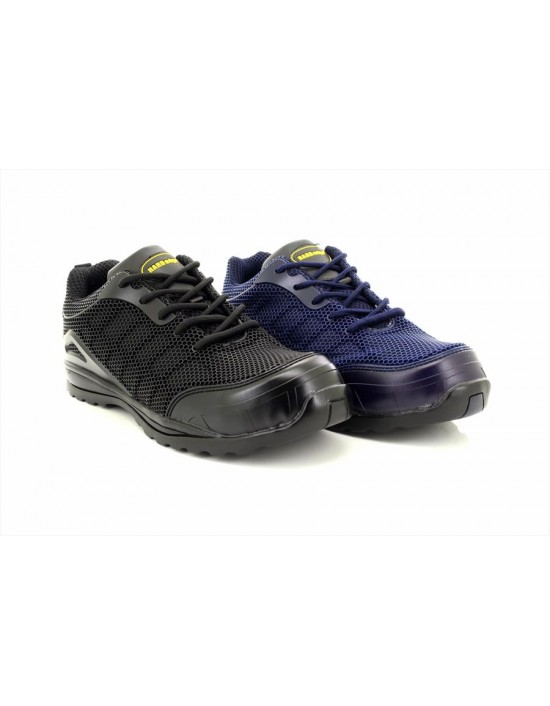 Mens HARDedge Comfort Composite Toe Cap Safety Trainers