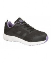 Grafters L517A Ladies Safety Steel Toe Cap Trainer Shoes