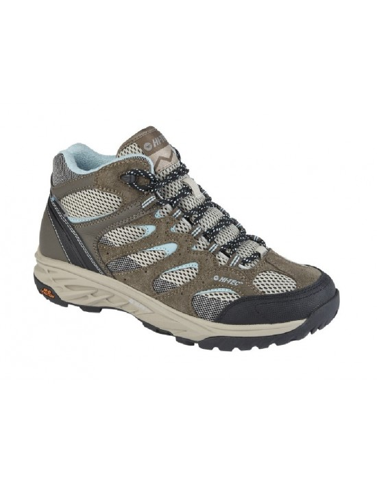 Ladies HI-TEC L698 WILD-FIRE MID Waterproof Trekking Boots